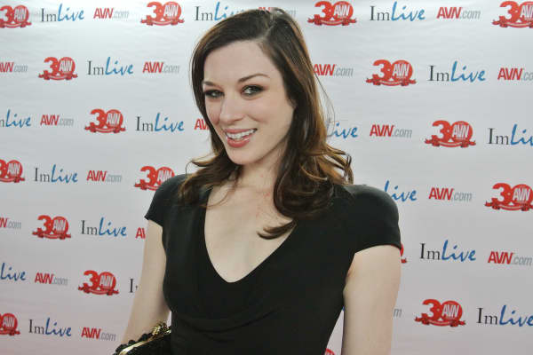 Stoya AVN Awards Red Carpet 2013