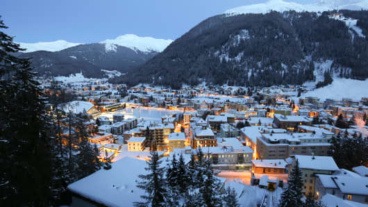 Davos founder hopes Trump and his critics keep open minds