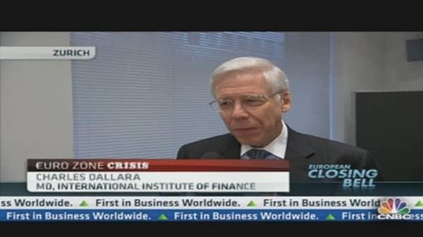 Cyprus Poses Biggest Euro Risk: IIF