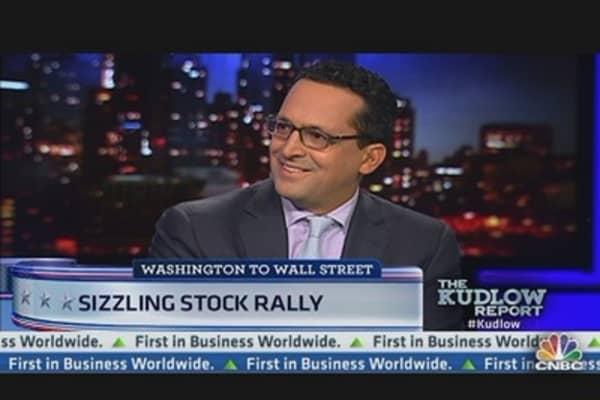 Stock Market Rally Has Legs