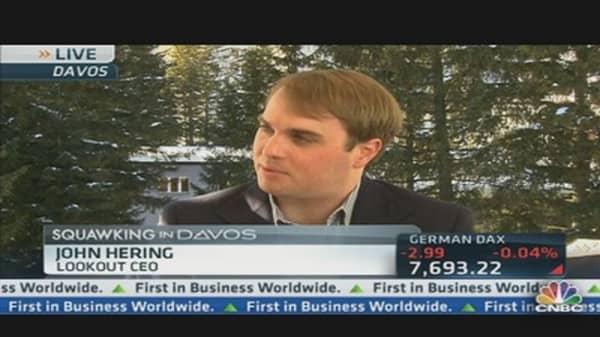 5-Star Security 'Disrupting' in Davos