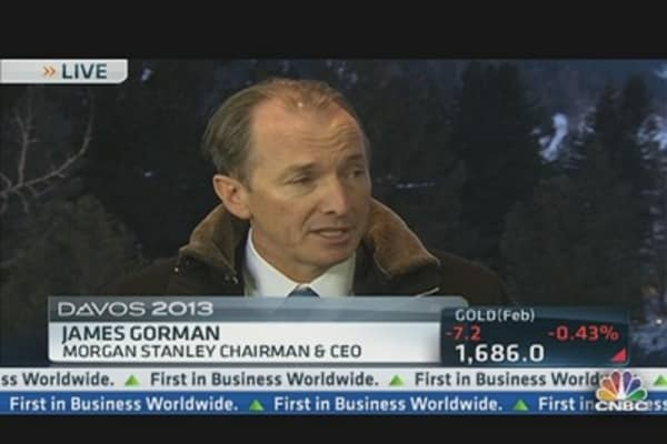 Morgan Stanley's Gorman on US Regulations