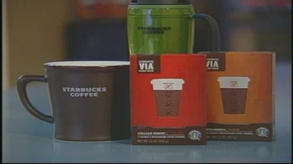 Starbucks Still Perkin' Along?