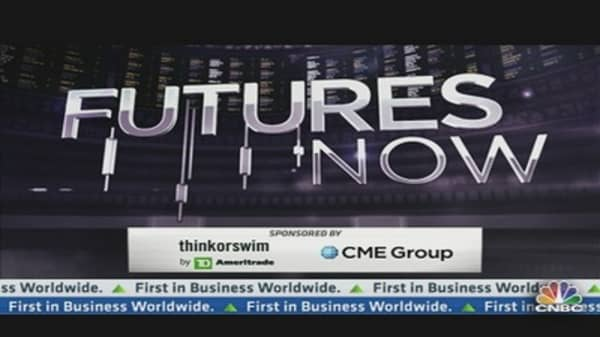 Futures Now: More Pain At the Pump?