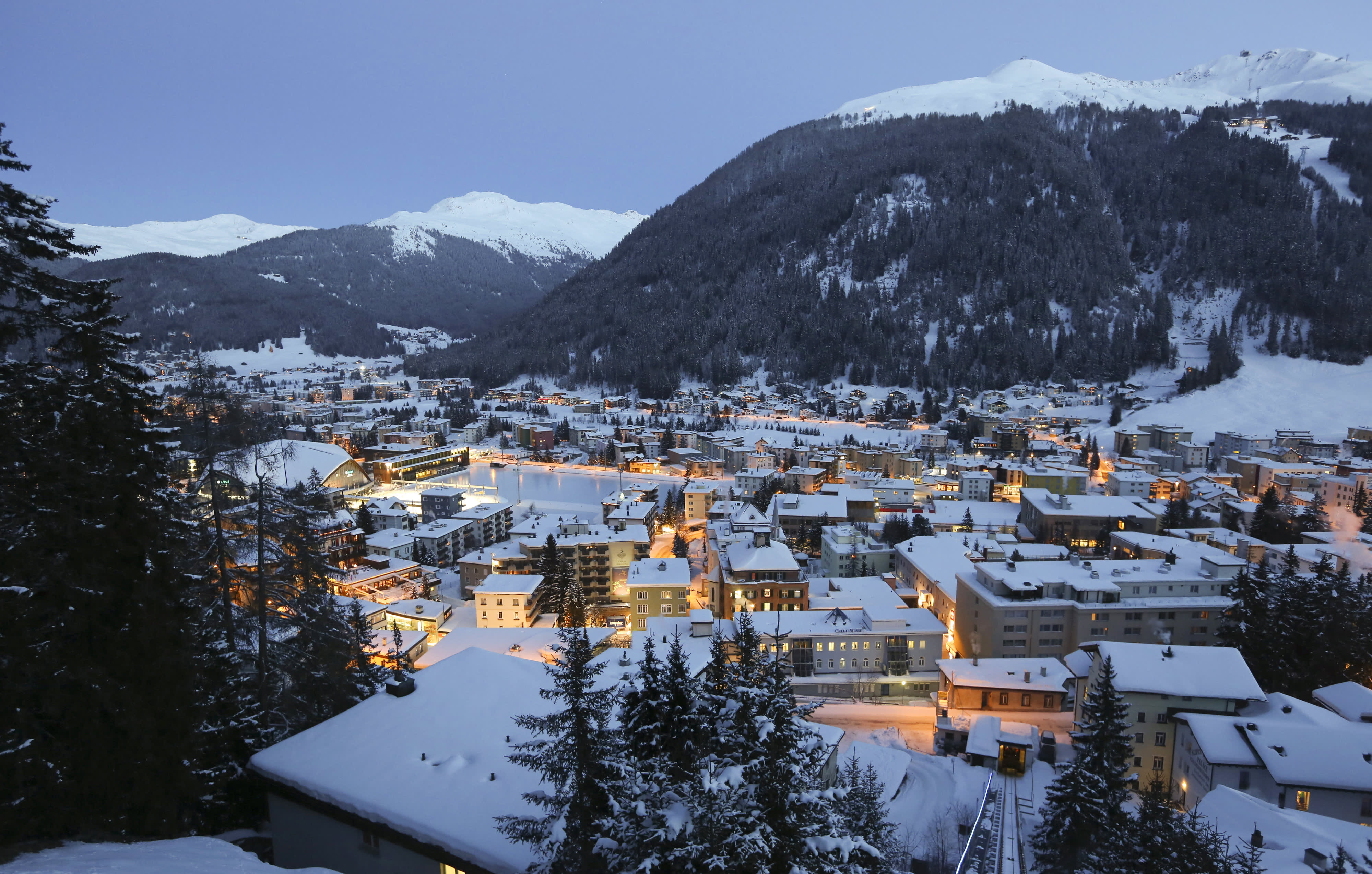 Image result for photos of the davos economic forum