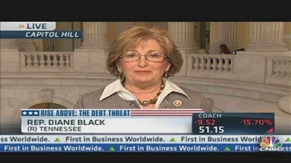 Debt Limit Extension Passed In House