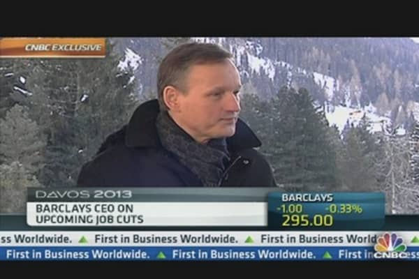 Barclays CEO: We Were Too Aggressive