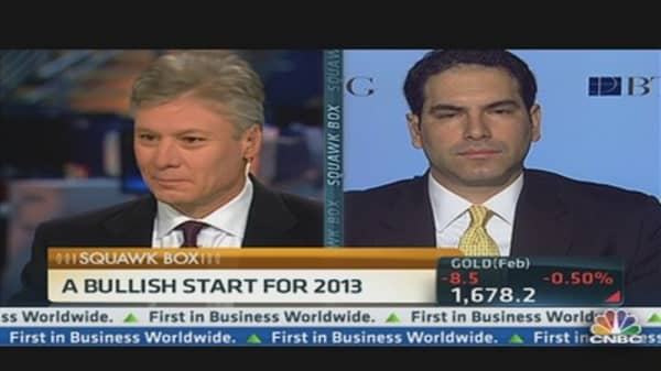A Bullish Start For 2013