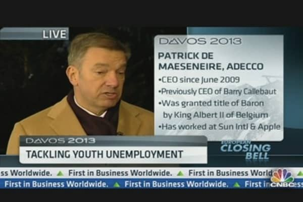Adecco: Unemployment Is Still Increasing in Europe