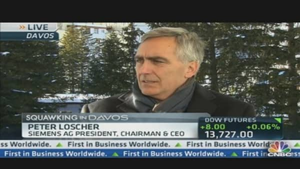 Siemens CEO on Investing in US Energy