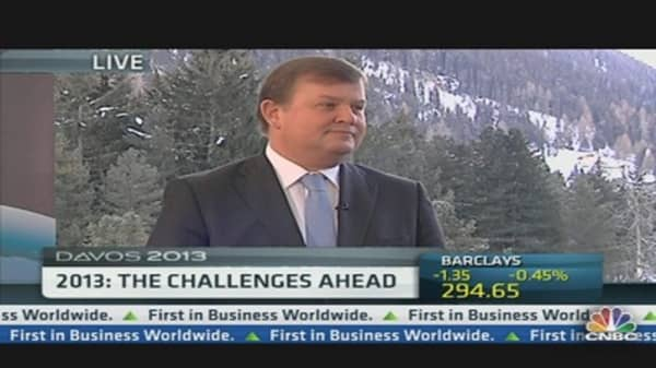 DSM CEO: US Economy Well Placed