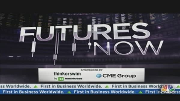 Futures Now: Gold Gets Gutted