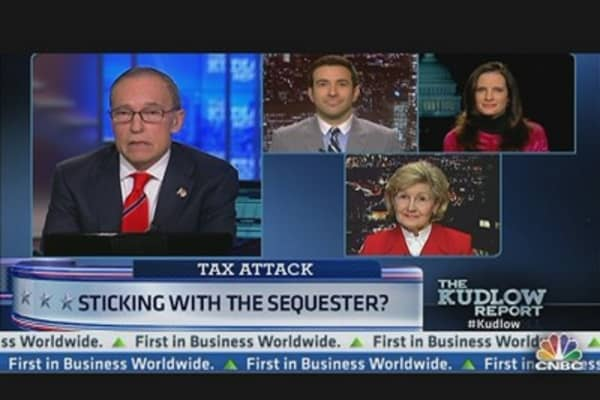 Sticking With the Sequester?