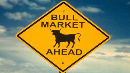 CSE Awaits Strong December Quarter results for further Boost 100406827-bull-market-ahead-sign.530x298