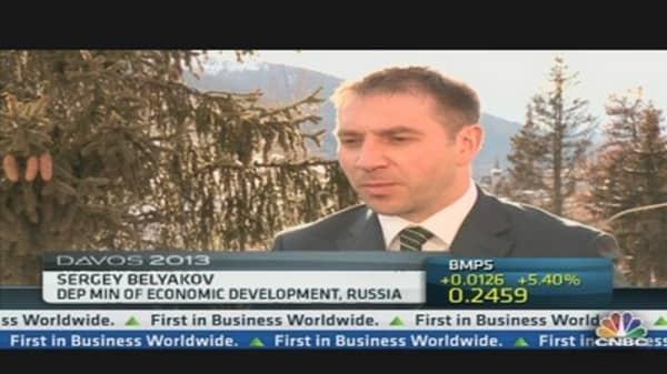 Russia's Belyakov: Business Environment Varies from Region to Region