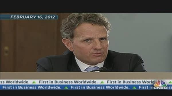 Goodbye Geithner, Hello Lew