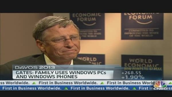 Bill Gates on Charity, Taxes & Technology