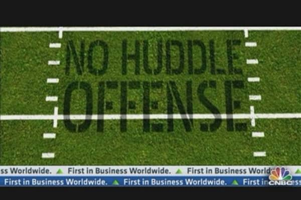 No Huddle Offense: Spotting Buying Opportunities