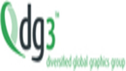 DG3 North America, Inc. Logo