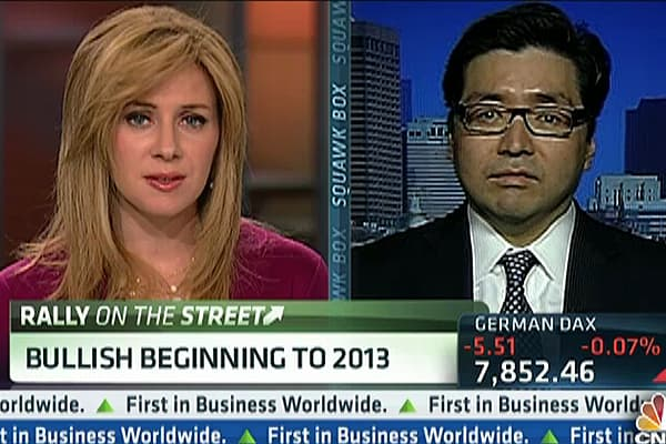 JPMorgan's Lee: Dow Heading Toward 20,000