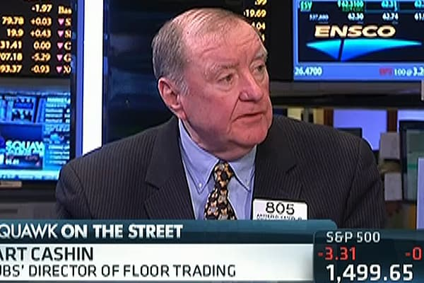 Cashin: Markets Near All-Time Highs