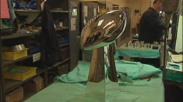 The Making of the Vince Lombardi Trophy