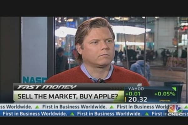 Apple Stock 'Epic Bounce Candidate': Worth