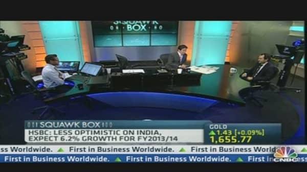 Keeping India's Economy Afloat