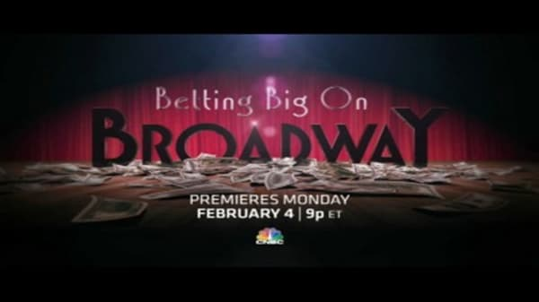 Betting Big On Broadway