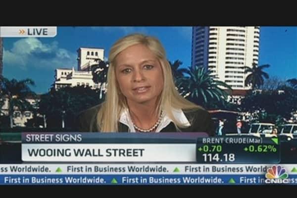 Wall Street's Big Money Heads to Palm Beach