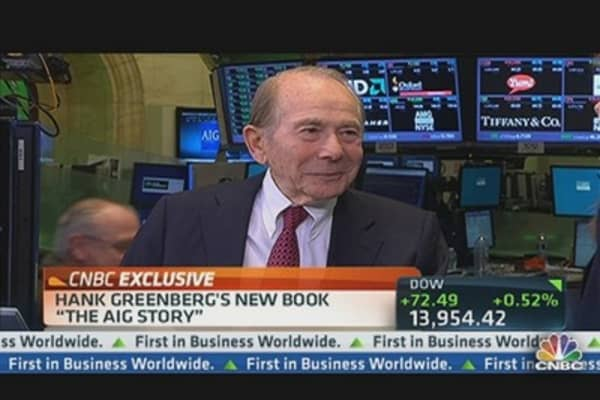 Greenberg Explains His Case Against the Fed