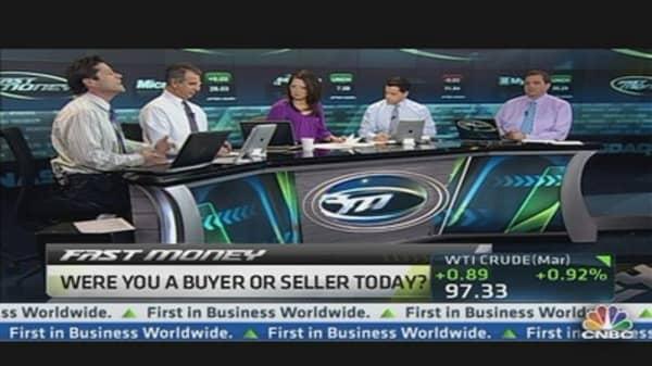 Stocks 'Headed Higher': Guy Adami
