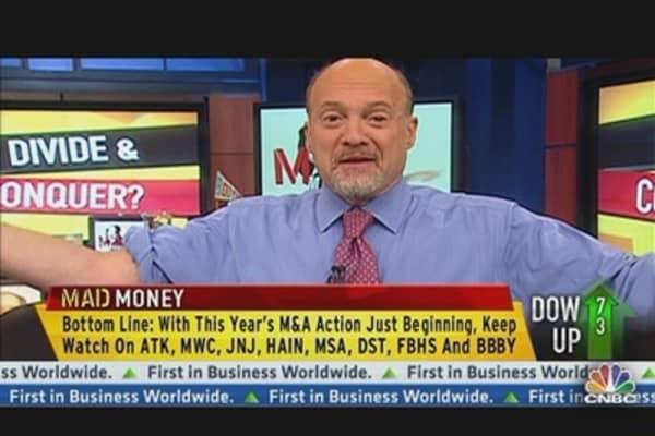 Hess:  Break Up to Break Out Value