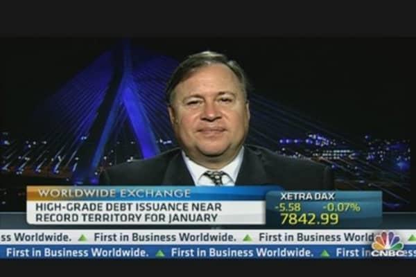 Credit Boom Will Intensify: Strategist