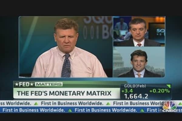 The Fed's Monetary Matrix