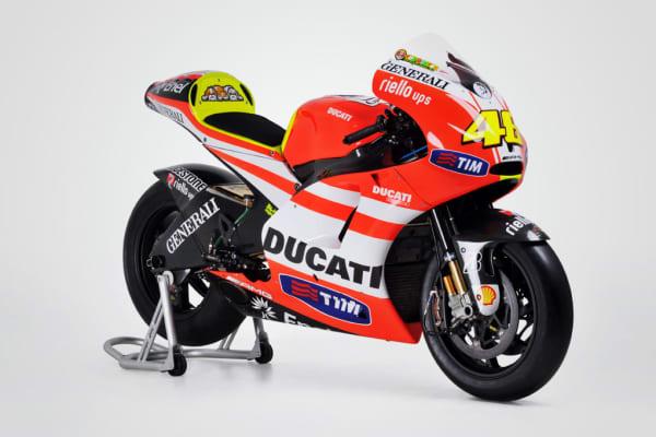 Ducati Desmodici GP11