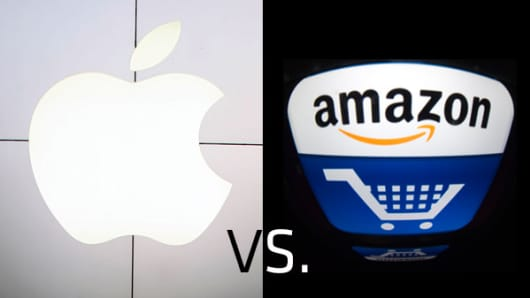 Apple versus Amazon