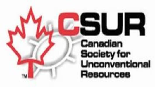 The Canadian Society for Unconventional Resources Logo