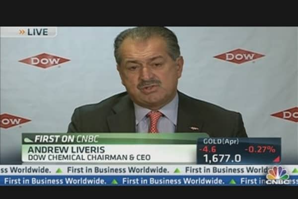 Dow Chemical CEO on Q4 Earnings