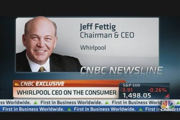 Whirlpool CEO on Strong Q4 Results