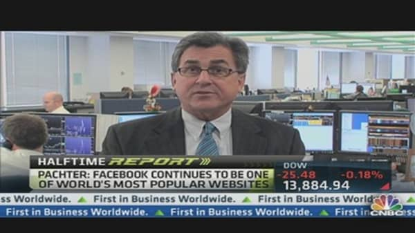 Facebook's 'Really Big' Win: Pachter