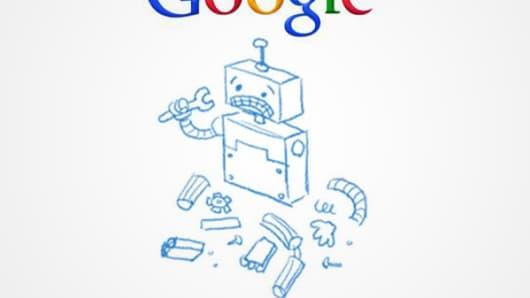Google Error Robot
