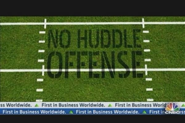 No Huddle Offense: Facebook Bulls vs. Bears