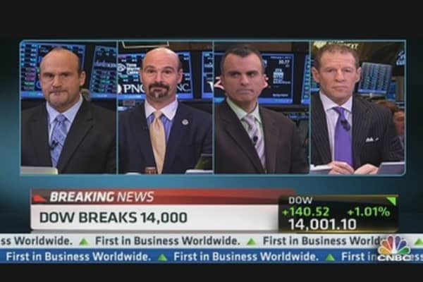 This Sector's Headed Higher: Pete Najarian