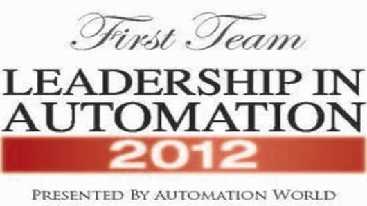 Automation World logo