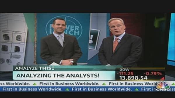 Analyze This: BlackBerry, Google & More