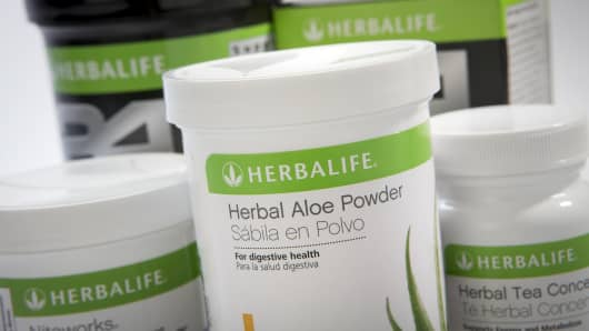 Herbalife prodcucts