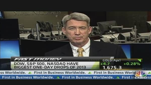 How S&P Gets to 1,600: Bannister