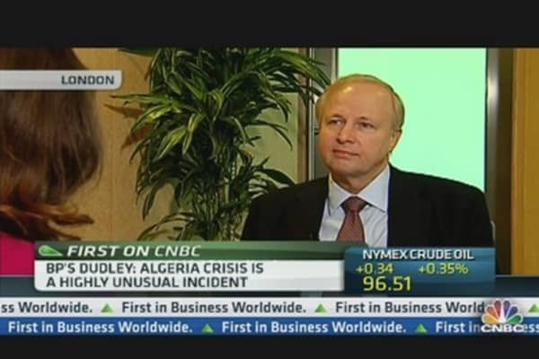 BP CEO: Still Shrinking in 2013