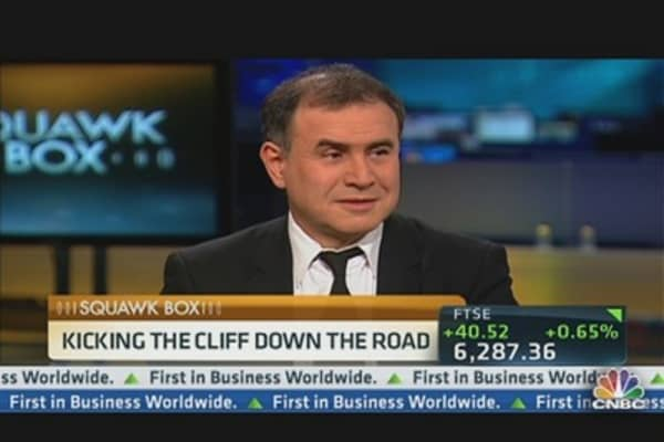 Roubini: US Economic Growth 1.7% at Best